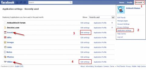 facebook settings 480x230 - Stop Facebook to send event notifications to your contacts