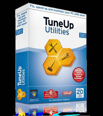 Grab TuneUp Utilities 2011 license key for Free