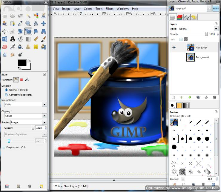 PChammer's Top 3 FREE Graphics Application Picks
