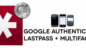 LastPass now with mobile authentication using Google Authenticator 8