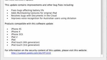 Apple rolls out iOS 5.0.1 to fix iOS5 Battery Issues [Direct Download links] 7
