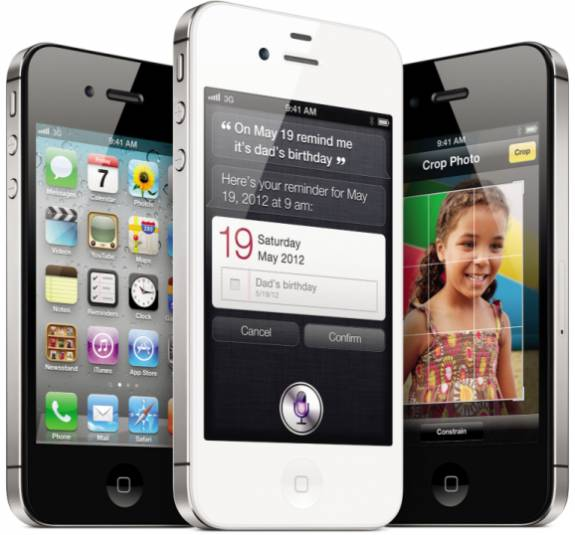 Apple Launches iPhone 4S, iOS 5 & iCloud with Dual-Core A5 Chip, 8 MP Camera, 1080p HD recording