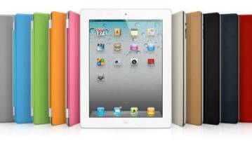 ipad22 - How to Connect iPad with 500GB Wireless Hard disk drive