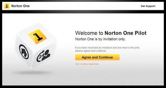 orton one pilot - Symantec Rolls Out Norton One Pilot Program