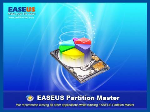 partition master 480x360 - Download EASEUS Partition Master Professional Edition 6.1.1 for FREE today
