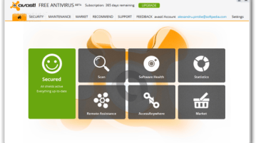 Avast 8 public beta released, brings a new UI and some new features 7
