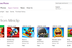 Four games from Miniclip are now free in the Windows Phone Store 2