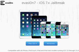 iOS 7 untethered Jailbreak evasi0n7