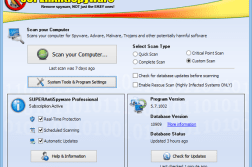 SUPERAntiSpyware Professional - SUPERAntiSpyware Professional 10 License keys Giveaway