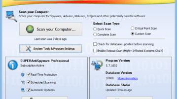 SUPERAntiSpyware Professional 10 License keys Giveaway 4