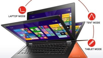 Lenovo Launches Yoga 2, Flex 2 alongwith  G40/G50, Z50 and C260 devices 1