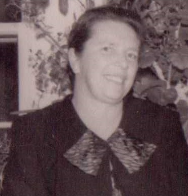 Marie Berg Haws Face