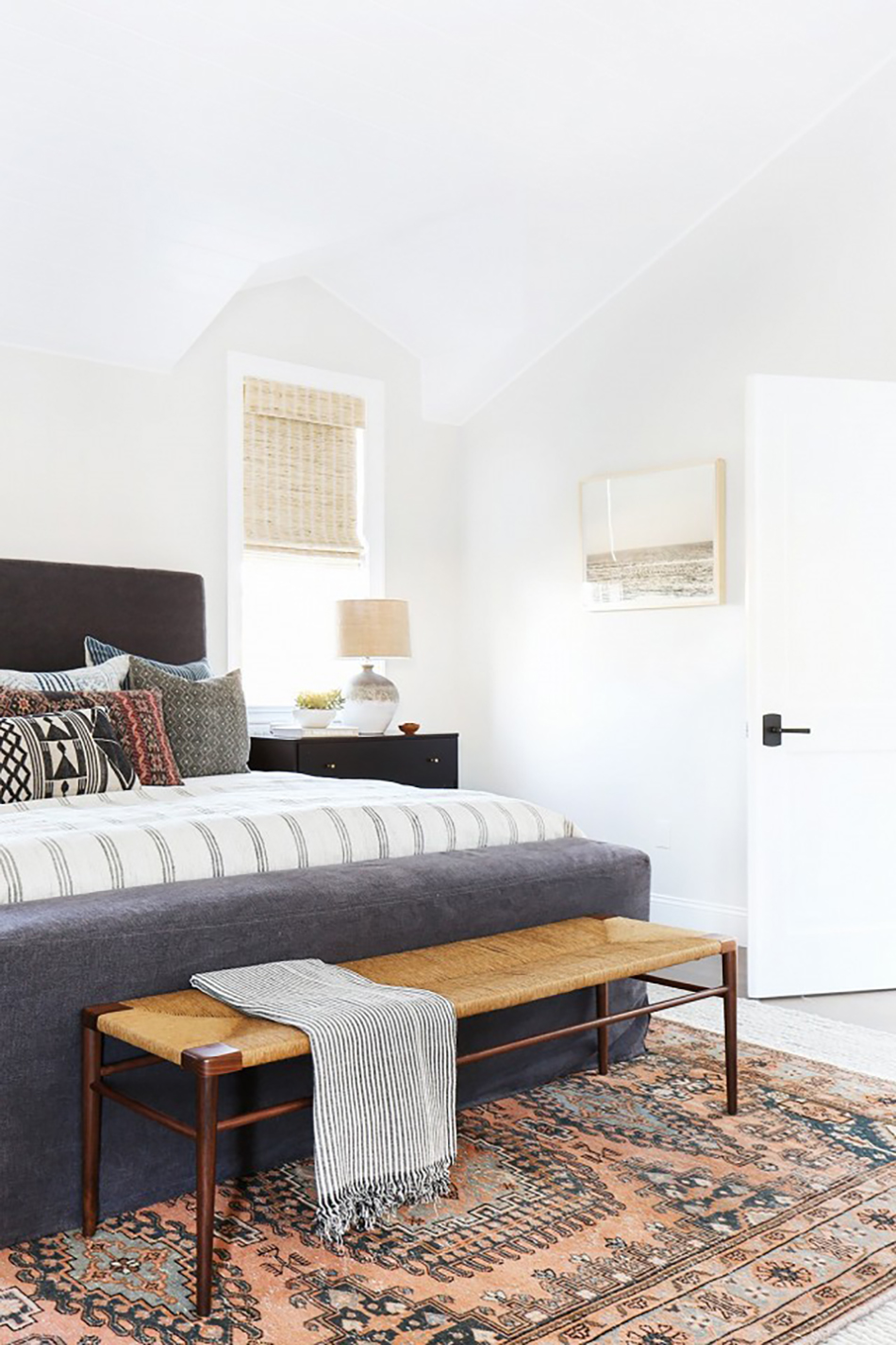 Modern Boho Interiors - Colorful, Layered and Modern Spaces on Boho Modern Decor  id=40100