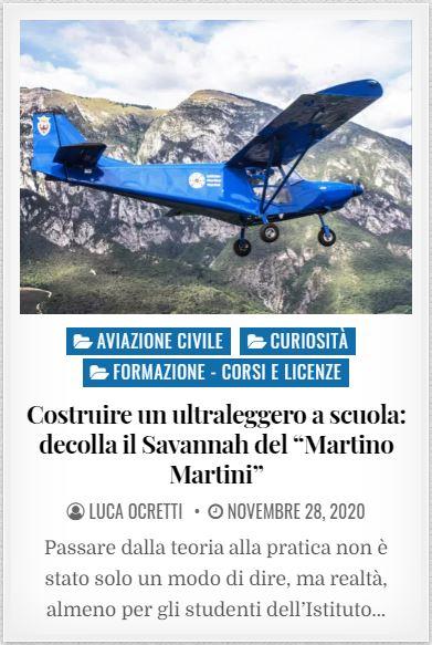 Martin Martini Savannah S