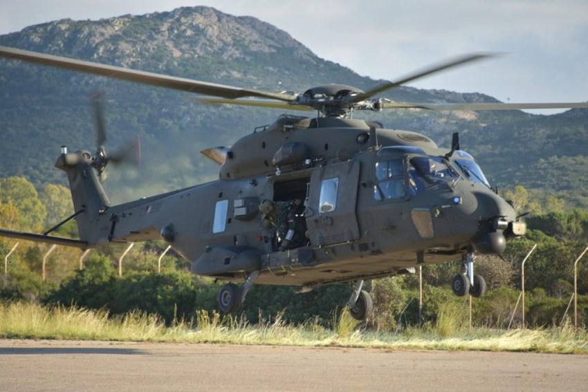Elicottero Uh90 Esercito Italiano