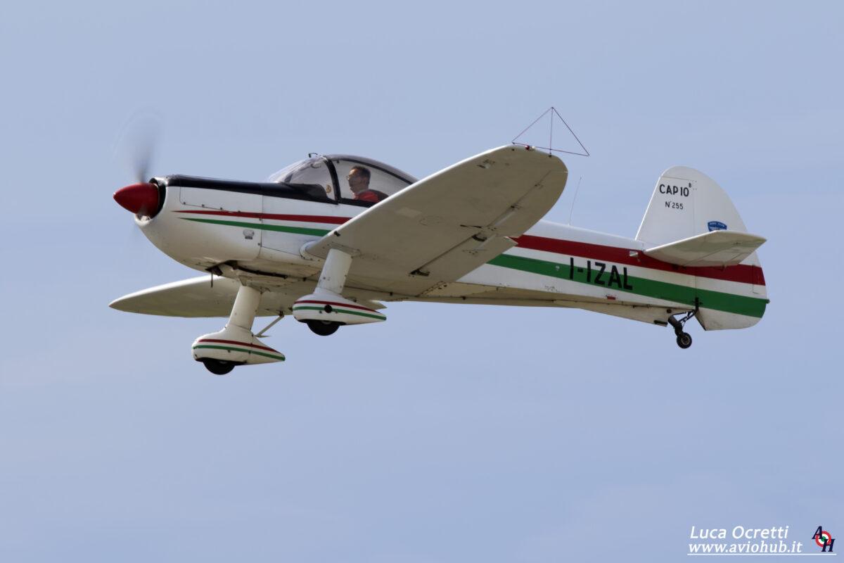 CAP10_I-IZAL Aeroclub Milano