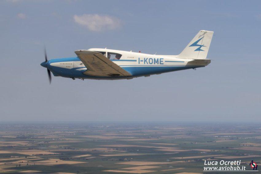 PA-24 Comanche I-KOME
