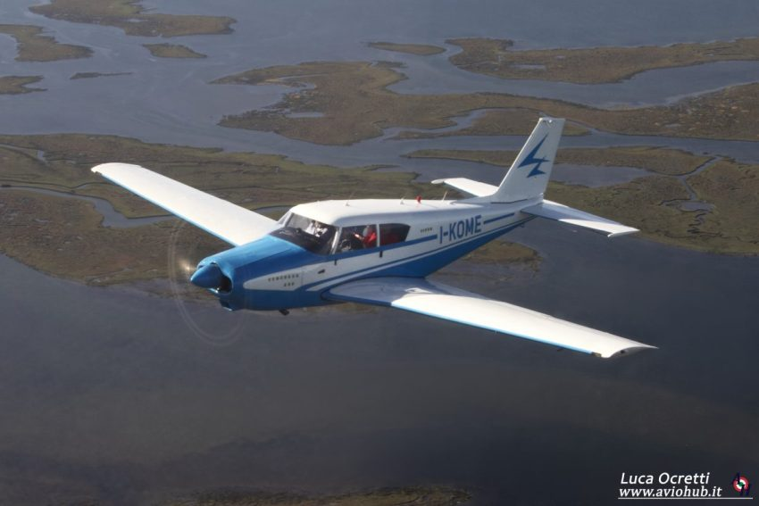 PA-24 Comanche Venezia Lido