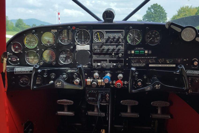 Maule alla scuola di volo Fly e Joy