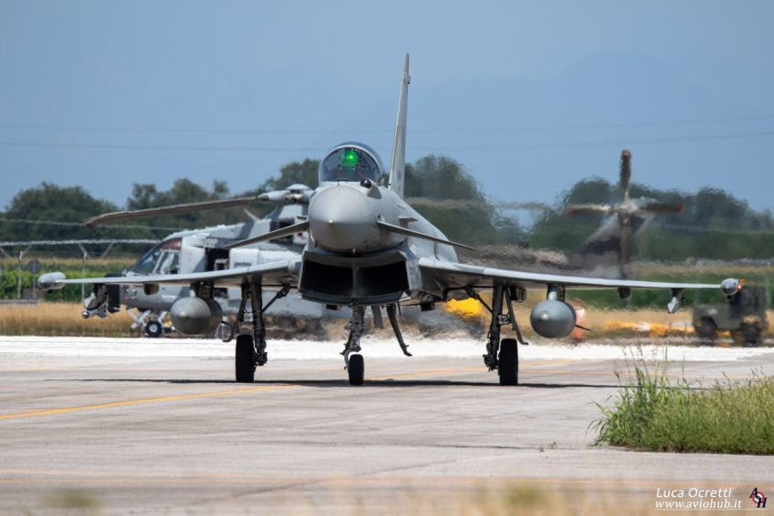 Eurofighter 51° Stormo