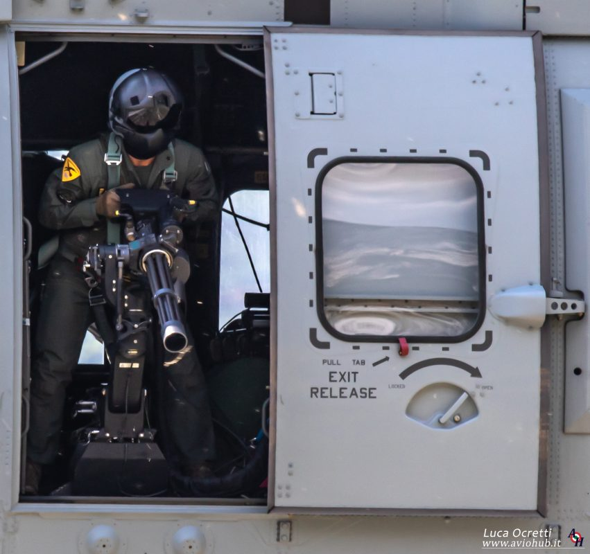 Mitragliere HH101 Aeronautica Militare