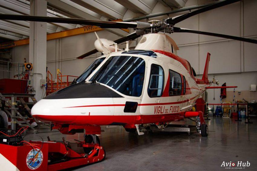 Elicottero A109 Vigili del fuoco