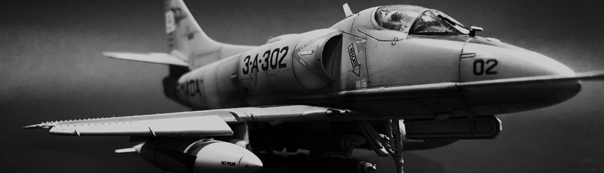 A4-Q Armada Argentina (3-A-302)