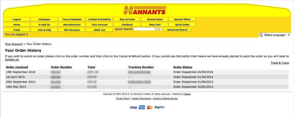 Hannants