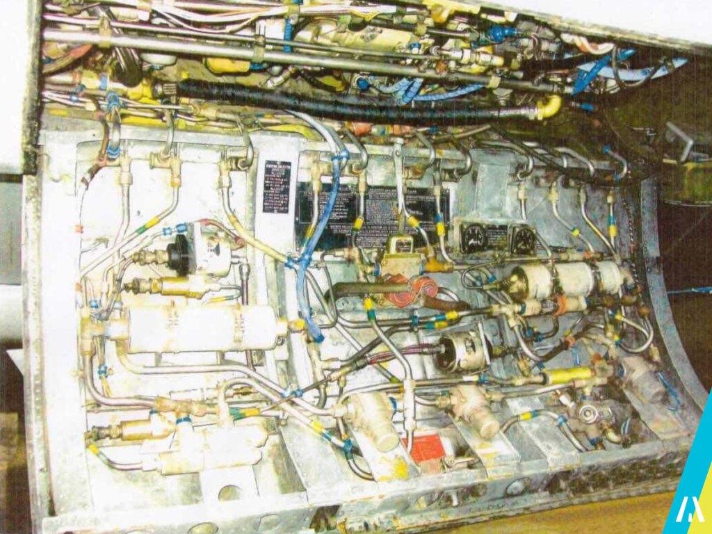 F104 Nasa Aviones a Escala