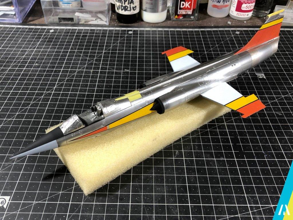 F104 NASA Hasegawa