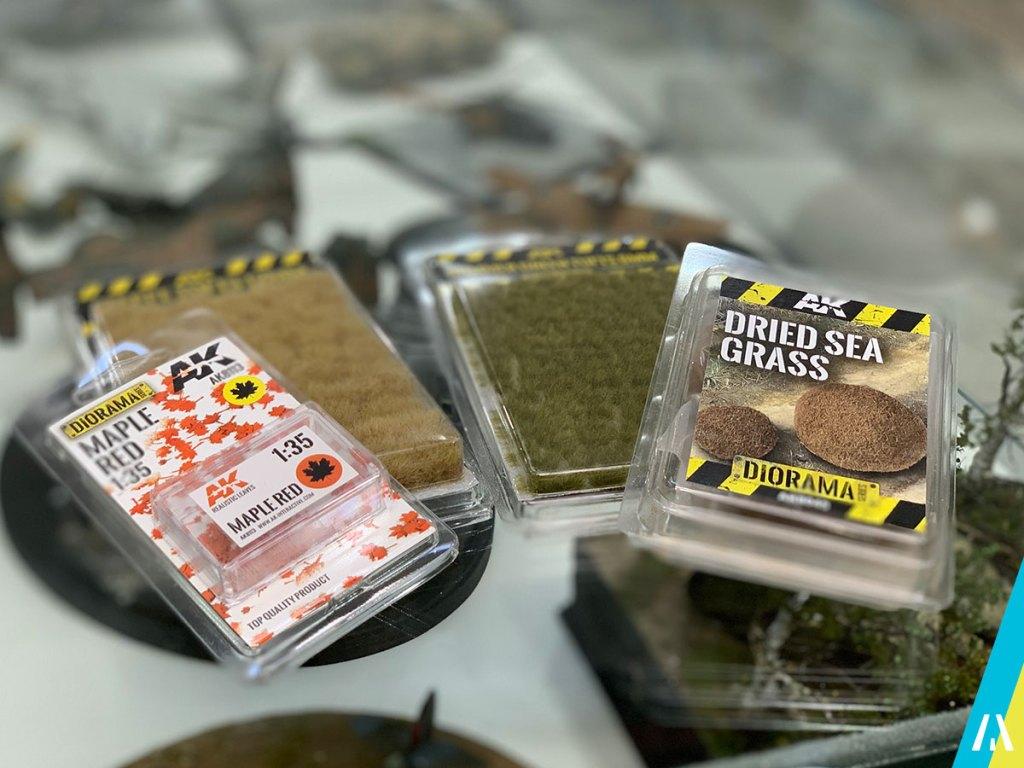 AK Interactive Dioramas Dukel Hobbies