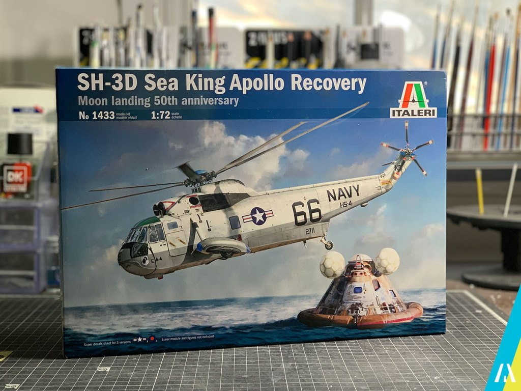 Sh-3D Sea King Italeri