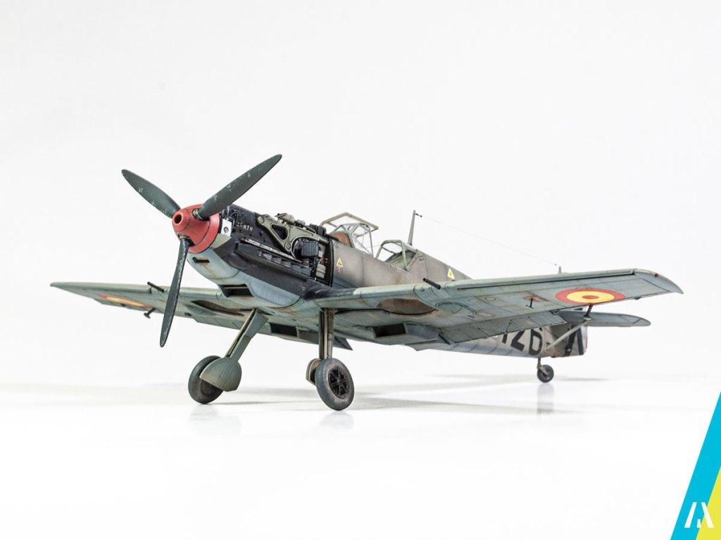 BF109 E-3 Ejercito del Aire - AAE