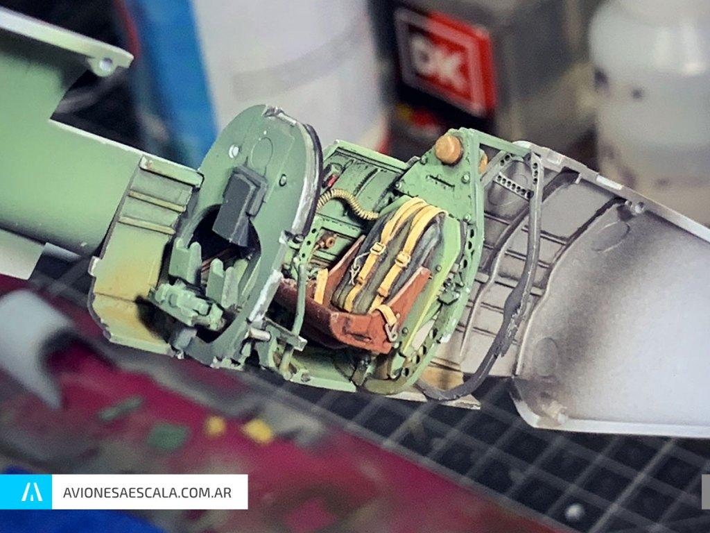 Spitfire mk1 Airfix AAE