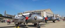 Dasault MD 312 liaison et école. Une version pour la Marine