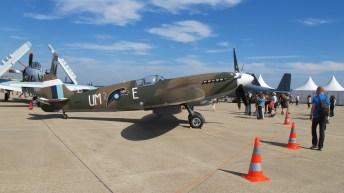 Spitfire à moteur Griffon
