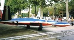 Fouga CM.170 Magister.