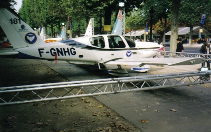 Socata TB-200.