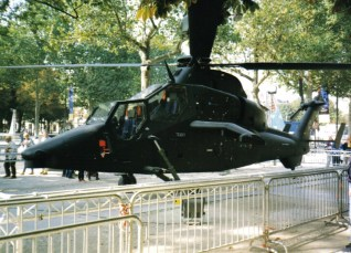 Eurocopter Tigre.