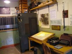 La salle radio