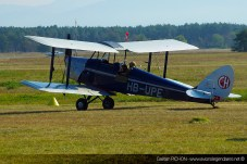 De Havilland DH60G-III Moth Major