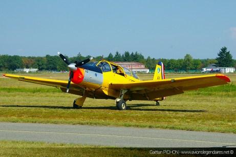 Morane Saulnier 733 Alcyon