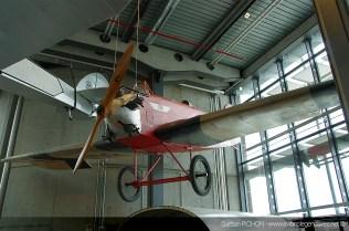 Technikmuseum-Berlin-Udet-U10