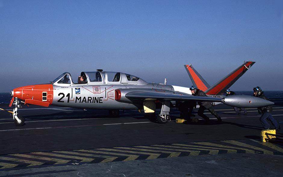 Fouga Cm 175 Z U00e9phyr
