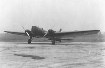 Boeing Y1B-9. (U.S. Air Force photo)