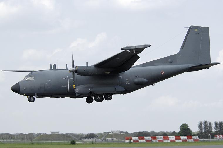 Transall C 160g Gabriel Avionslegendaires Net