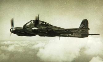Messerschmitt Me 210_SDASM