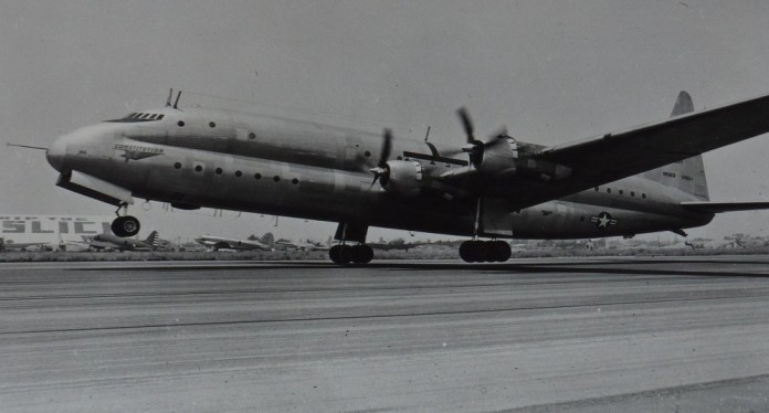 Lockheed R6V Constitution (c) Congress Library