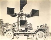 USA - Sound locator Unit - Années 1930 (3)