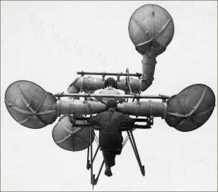 (2) Détecteur acoustique Goerz
